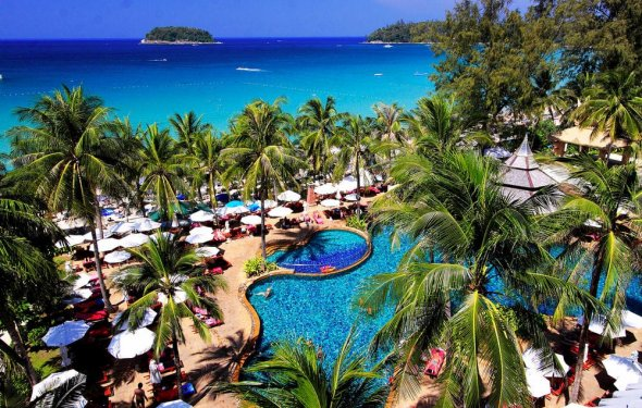 Book Kata Beach Resort and Spa in Karon | Hotels.com