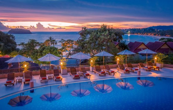 Chanalai Garden Resort, Kata Beach, Thailand - Booking.com
