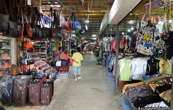Karon Beach Shopping - Where to Shop in Karon Beach