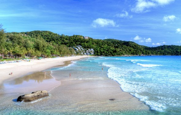 Kata Noi Beach - Private, Beautiful and One of the Best
