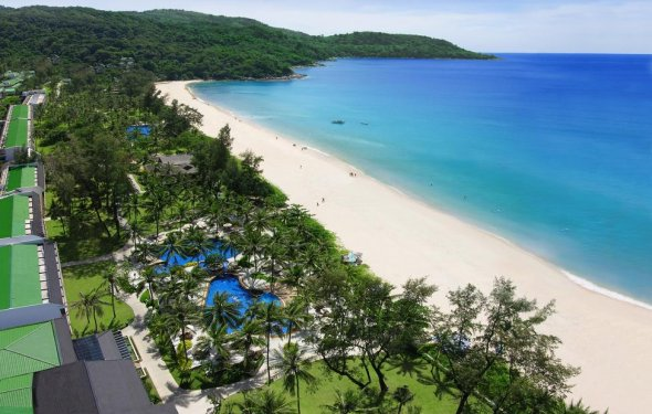 Katathani Phuket Resort, Kata Beach, Thailand - Booking.com
