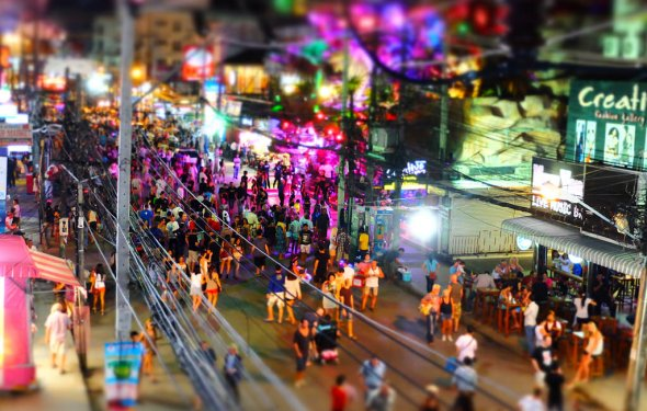 Patong Beach Nightlife - Patong Entertainment by Type