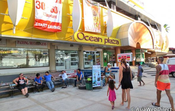Patong Beach Shopping - Where to Shop in Patong Beach