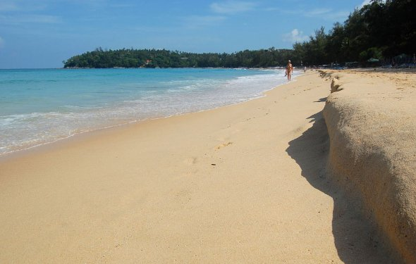 Phuket Beaches Pictures, Thailand, information on best, worst