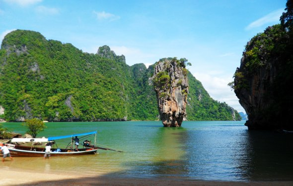 Phuket is one of the most popular places in Thailand among
