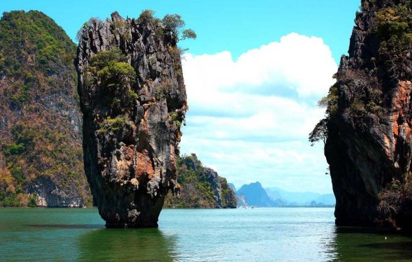 Phuket Sightseeing muslim package Tour