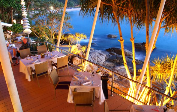 Southern Kata Beach Restaurants - Where to Eat in Kata South and