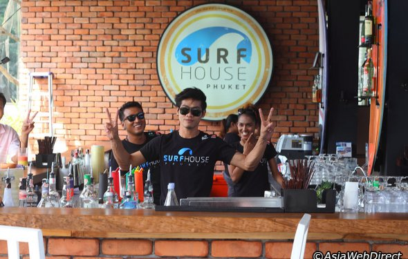 Surf House flow rider in Kata Beach - Phuket.com Magazine
