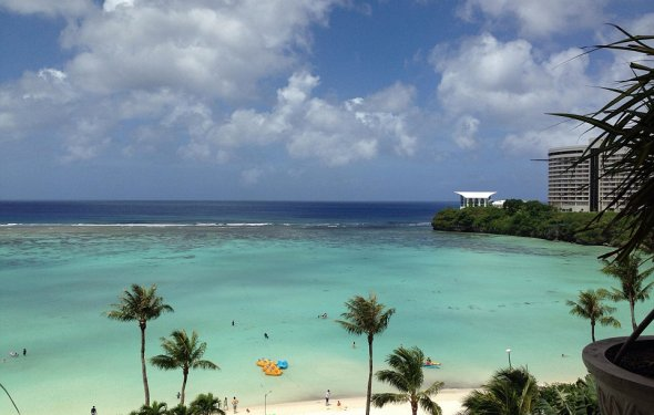 TripAdvisor names the best beaches in the world as Caribbean takes