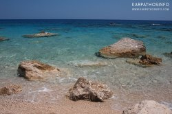 Kato Lakkos beach colours