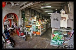 Phuket oldest pharmacy on Thalang Road