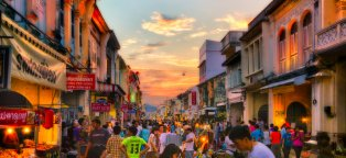 phuket town attractions